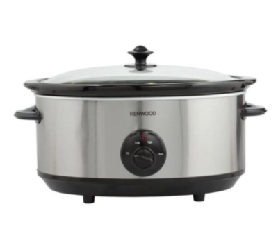 Kenwood Slow Cooker Stainless Steel CP658/SCM650SS